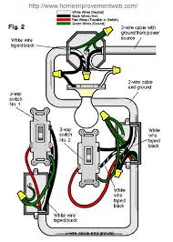 3 way switch wiring diagram diy pinterest home improvement