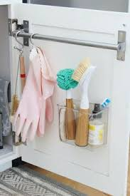How To Organize Under Your Bathroom Sink - a dozen genius ways to organize under the sink sinks organizing