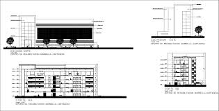 rehabilitation center floor plan recovery and rehabilitation center design drawing u2013 cad design