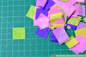 pattern making tissue paper 3 ways to make tissue paper butterflies wikihow