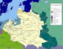 Map Of Eastern Europe And Russia by Muscovite Russia
