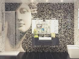 bathroom mosaic design ideas bathroom amazing bathroom mosaic tiles interior design for home
