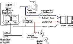 trailer breakaway wiring diagram u0026 breakaway switch diagram 12v