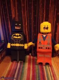 Boys Lego Halloween Costume Hand Lego Man Costumes Halloween Lego Man