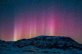 northern lights canada 2017 northern lights invade the usa as unexpected phenomenon sparks g2