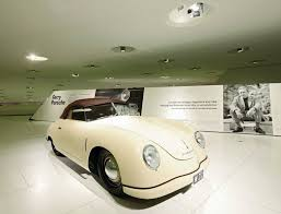 ferdinand alexander porsche ferry porsche the eponym of porsche sports cars autoevolution