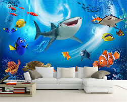 popular mural wallpaper kids bedroom buy cheap mural wallpaper