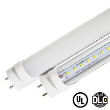 4ft Led Light Bulbs by 4ft 18w Versat8 Led Tube Ballast Compatible Or Bypass Ul Dlc