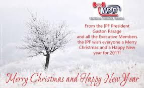 merry christmas u0026 happy international powerlifting