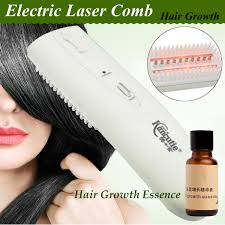 3 in 1 laser comb oil hair growth loss regrowth treatment electric