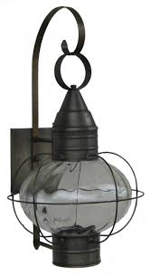 lighting by the sea onion wall lantern w641 ab opt lighting by the sea