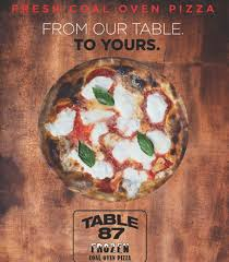 table 87 frozen pizza table 87 coal oven pizza after shark tank interview heavy com