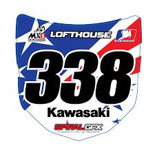 ama motocross logo view product spiralgfx