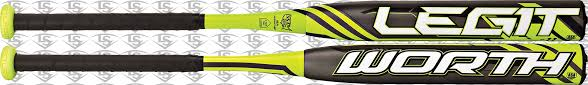 worth legit fastpitch bat worth legit fplg11 11 fastpitch softball bat weplay sports