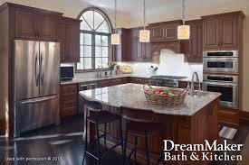 Traditional Kitchen Designs 2013 Traditional Kitchen Examples Dreammaker Bath U0026 Kitchen