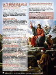 Wedding Wishes En Espanol Spanish Beatitudes Poster Catholic To The Max Online Catholic