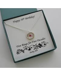 birthstone gift amazing deal on 50th birthday gift for women birthstone necklace