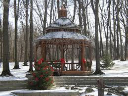 decorating awesome lindal cedar homes with wood pergola design
