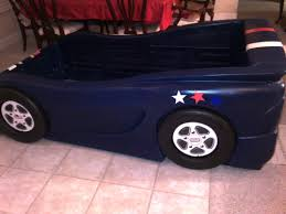 blue corvette bed corvette bed by tykes swip st augustine