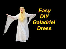 Galadriel Halloween Costume Cheap Easy Diy Galadriel Costume