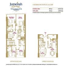 Duplex Blueprints by 4 Bedroom Duplex Floor Plans Stunning Bedroom Duplex House Plans