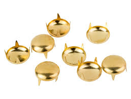 gold studs mjtrends large gold dome studs