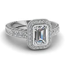 engagement ring designers 1 carat emerald cut engagement rings fascinating diamonds