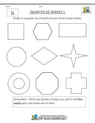 l shade shapes fraction shape worksheets fractions of shapes ks2 quar criabooks