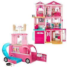 barbie dreamhouse barbie dreamhouse pop up cer gift set t03411b barbie