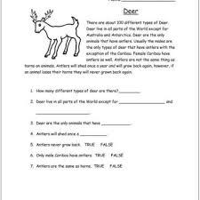 2nd grade reading comprehension worksheets download page