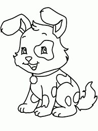 cute dog coloring pages to inspire to color pages cool coloring