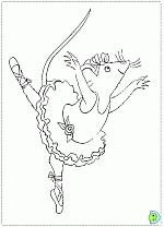 angelina ballerina coloring pages angelina ballerina printable