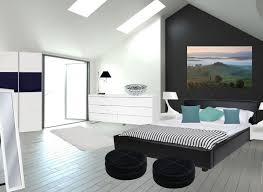 wohnidee schlafzimmer wohnidee geräumiges schlafzimmer in schwarz und weiß wohnideen