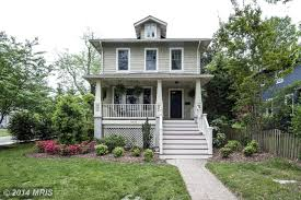 house pick of the week renovated arts and crafts porch front