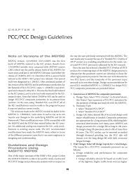 chapter 4 pcc pcc design guidelines composite pavement systems