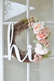 wreath ideas 22 diy summer wreaths outdoor door wreath ideas for summer