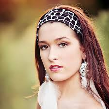thick headbands hairstyles with scarf headbands search hairstyles with