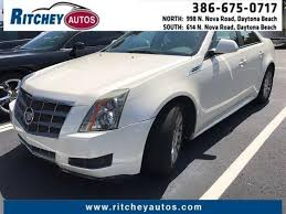 used 2010 cadillac cts daytona used cadillac cts vehicles for sale rm