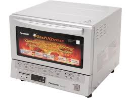 Panasonic Toaster Oven Review Panasonic Nb G110p Flashxpress Toaster Oven With Double Infrared
