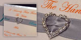 ribbon with names wedding menu ribbon printmyribbon