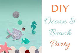beach theme home decor interior design best beach themed party decorations small home