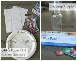 edible doll clothes kids craft with airheads