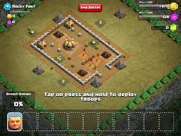 Coc Map How To Raise And Raze Clash Of Clans Hints Tips And Tricks