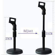 microphone de bureau sleeplion portable elargir bureau table mic microphone pince clip