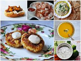 the parsley thief thanksgiving recipe ideas
