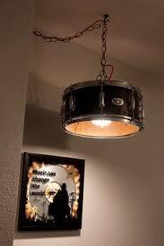 Diy Drum Pendant Light Top Ten Drums Creative And Lights
