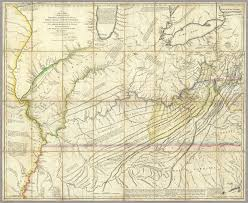 Western Pennsylvania Map by 1778 Hutchinson Map Of