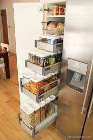 Kitchen Cabinet Pantry Best 25 Pantry Storage Ideas On Pinterest Kitchen Pantry