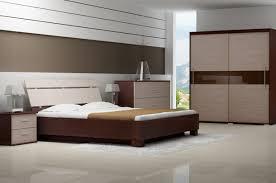 bedroom design modern blue and wooden shelves on the grey modern