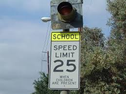 drivers should in school zones today though